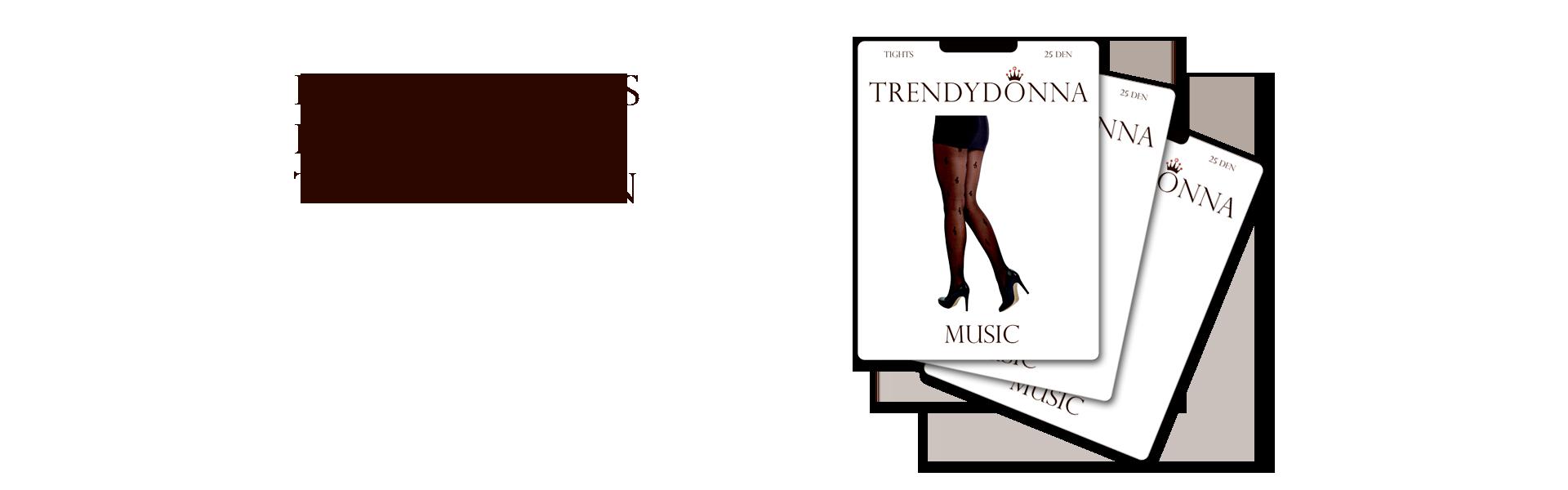 Trendydonna - Unique Legwear